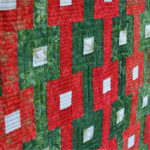 Gift Boxes Quilt Tutorial from Ruby Blue Quilting Studio