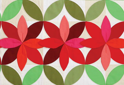 New Accuquilt Dies and Patterns Featuring Soho Solids