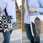 Project Inspiration: Manhattan & Metropolis Bags by A Quilter's Dream