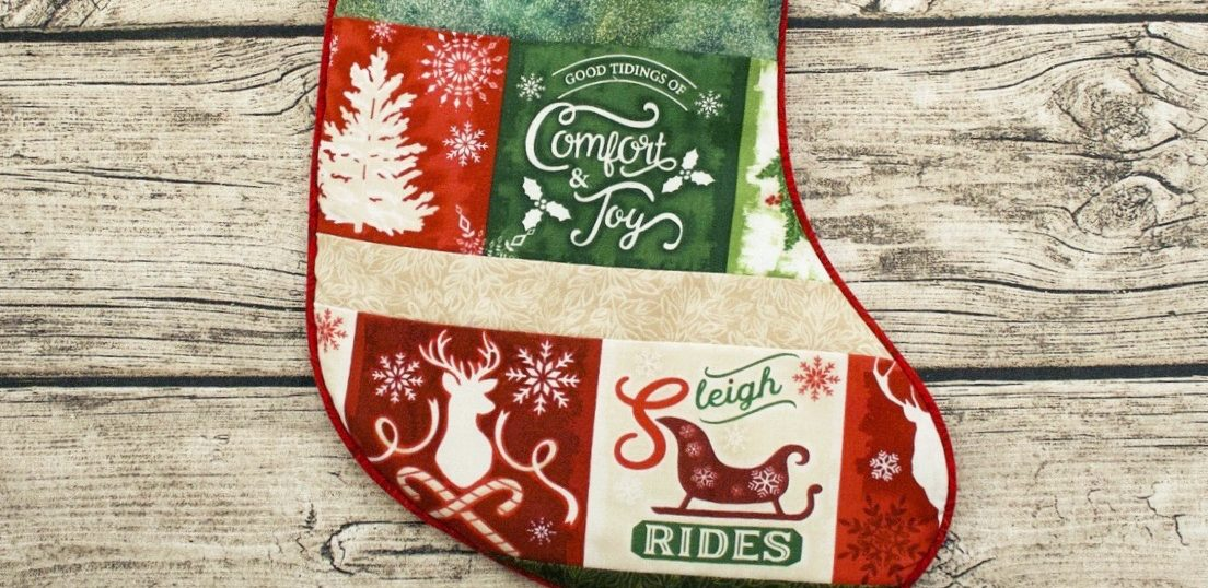 TEAM TIMELESS // Holiday Stockings